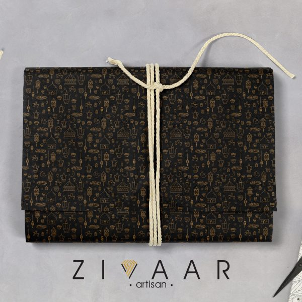 Wrapping paper gift wrap eid