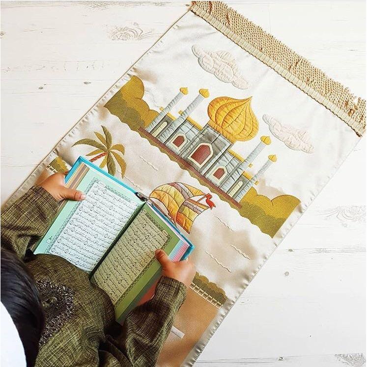 Royal Sejadah Childrens Prayer Mat